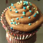 Recipe || Chocolate Cupcakes with Whipped Nutella Frosting