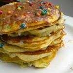 Recipe || Funfetti Pancakes