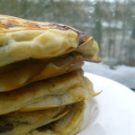 Recipe || Banana Chocolate Chip Pancakes