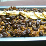 Recipe || Chocolate Chip Peanut Butter Oatmeal Banana Bread