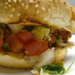 Cheddar Jalapeno Chicken Burgers