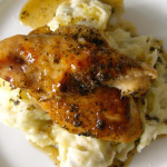 Recipe || Honey Roasted Chicken Breasts