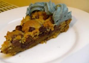 Chocolate Chip Cookie Cake recipe