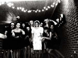 zombie bachelorette party