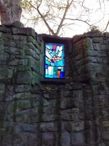 st mary's chapel jesmond dene