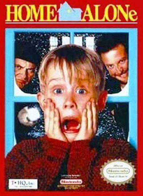 home alone 7 white christmas - Home Alone White Christmas