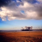 Travel || Weston-super-Mare, England