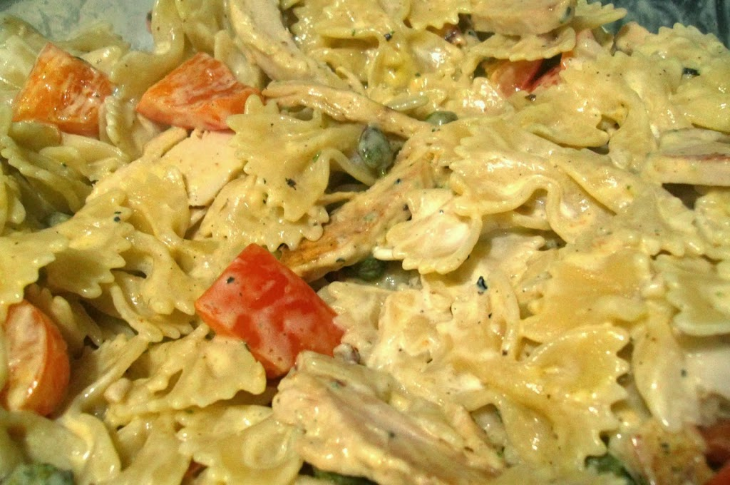 a classic and simple pasta dish