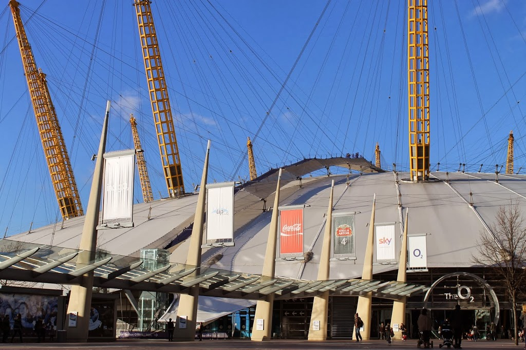 things to do in London O2