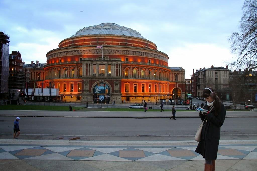 concert hall, london