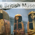 The British Museum + A Special Visitor