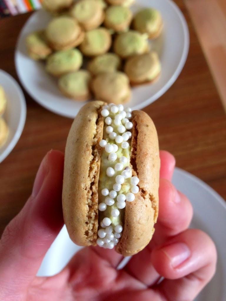 macaron recipes rhyme & ribbons