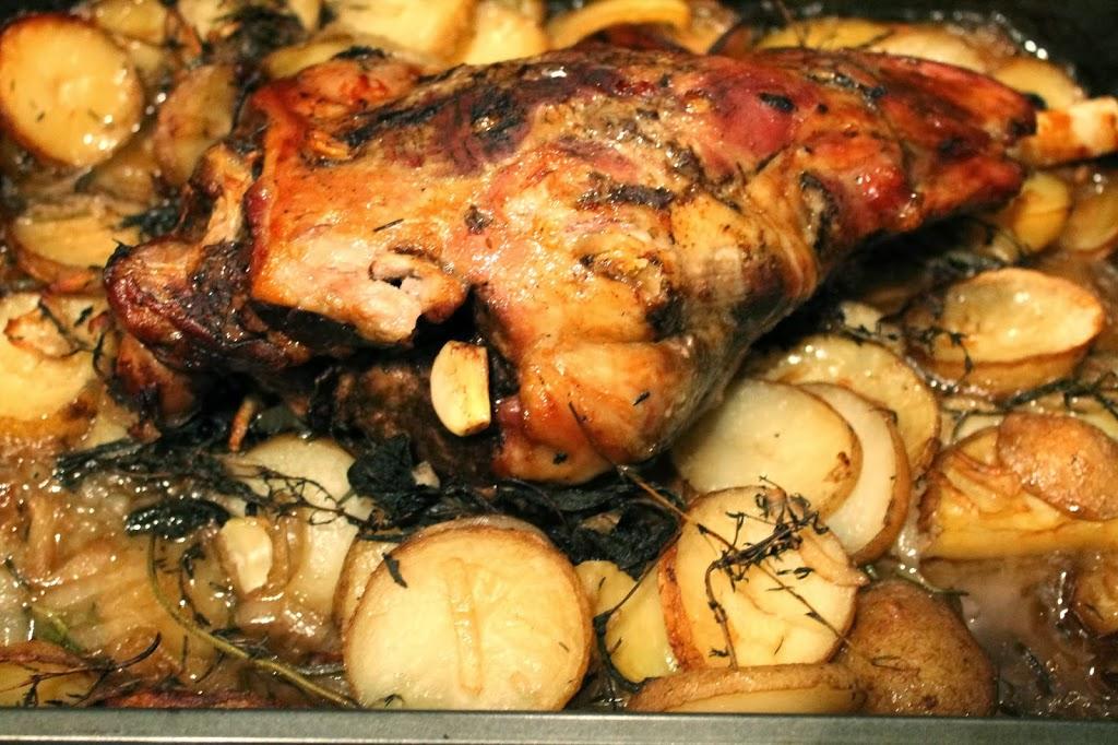roasted lamb recipes