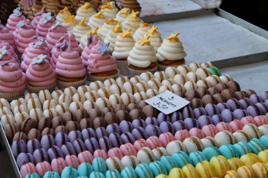 food markets london
