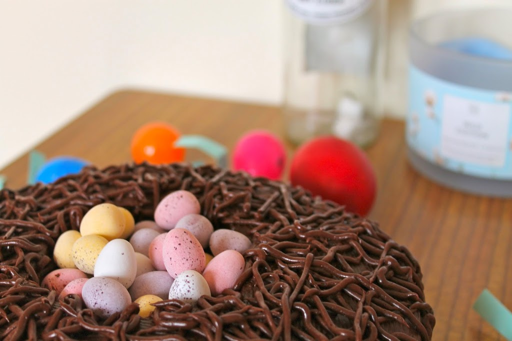 cakes for spring / easter