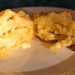 Rustic Buttermilk Biscuits