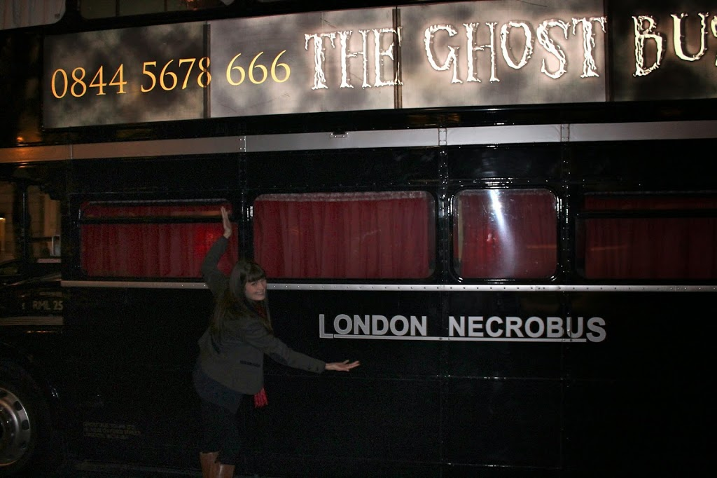 me and the ghost bus