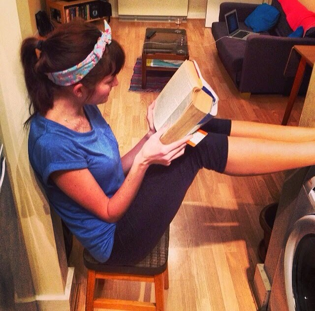 reading books out loud