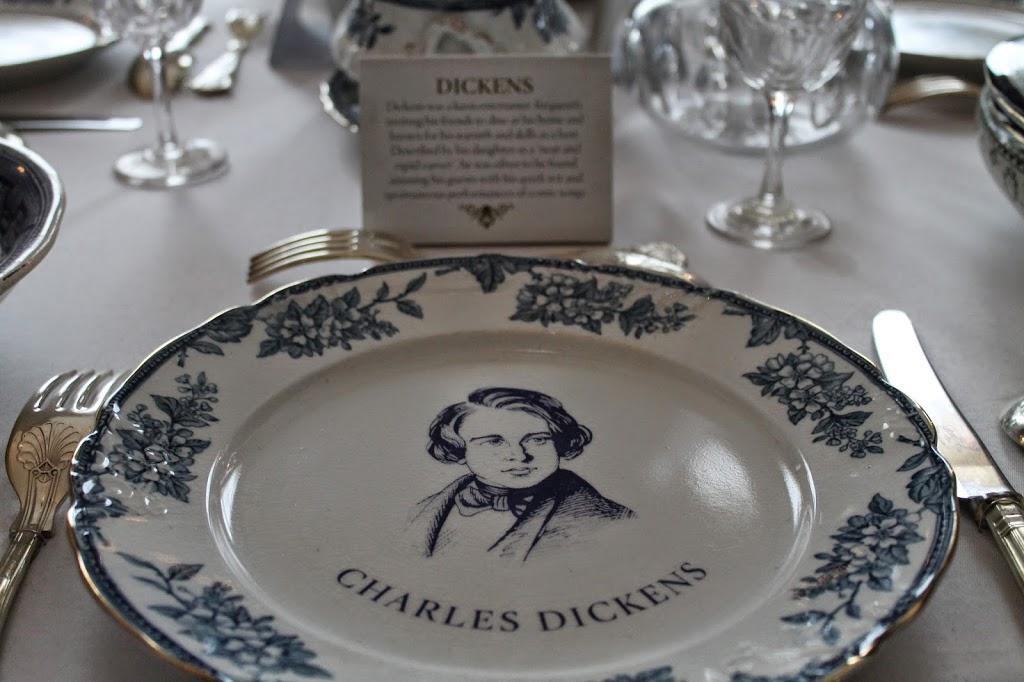 dinning room plates