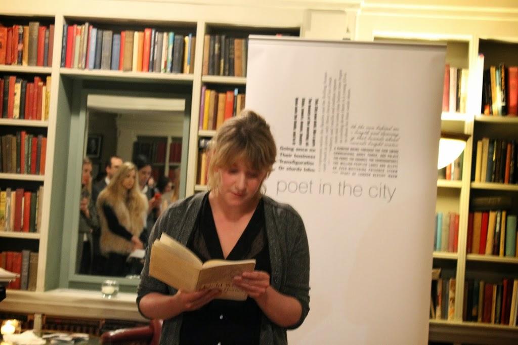 reading by leontia flynn
