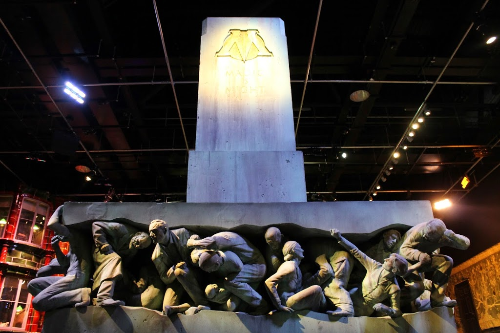 harry potter studio tours