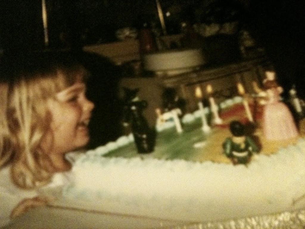 personal childhood birthdays