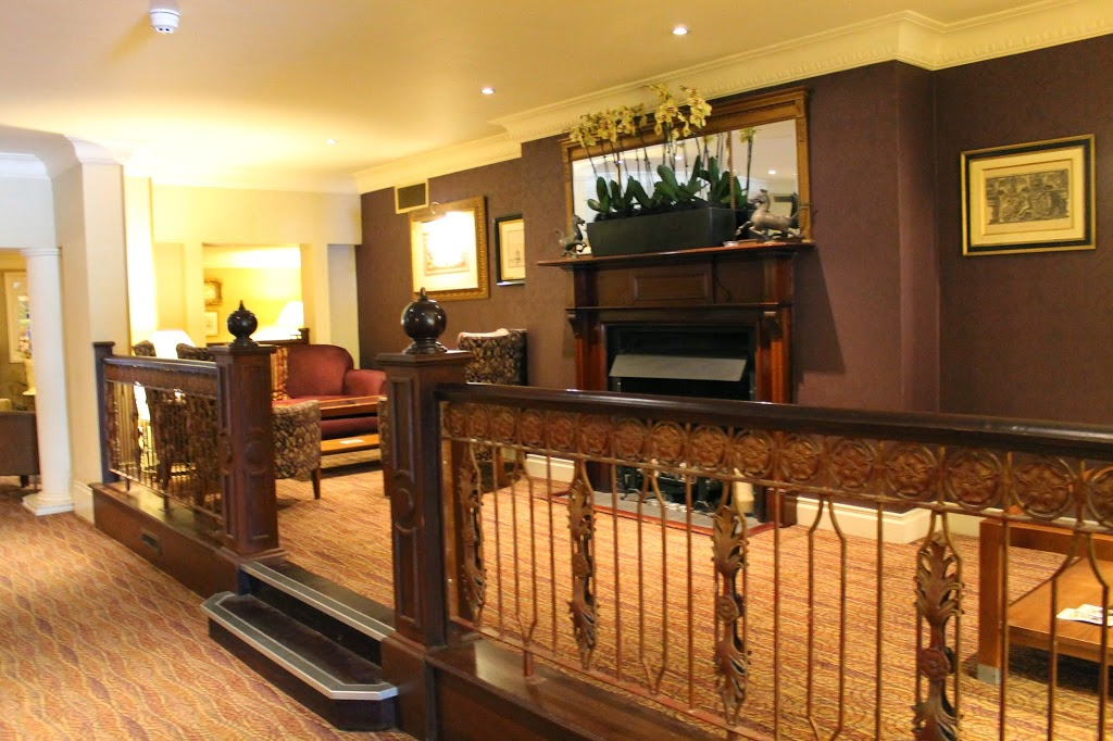 hotel review wokingham country house hotel berkshire, england
