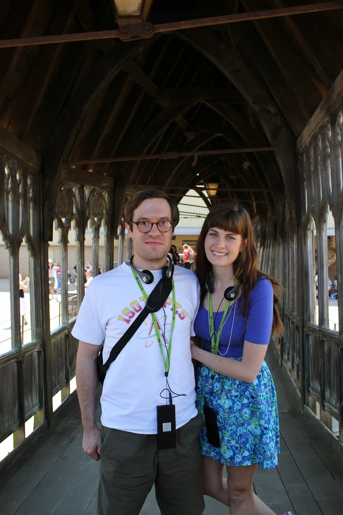 Harry Potter Studios Tour