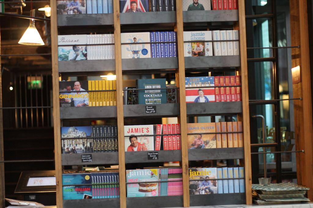 books jamie oliver