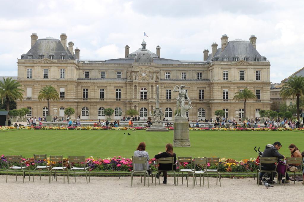 jardin luxemborg