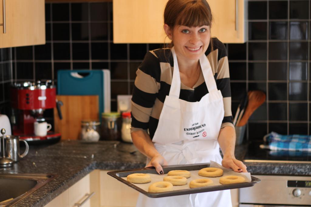 nervous baking