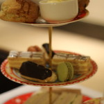 Afternoon Tea at the Thistle Marble Arch Hotel
