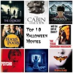 Top 10 Halloween Movies (Something for Everyone)