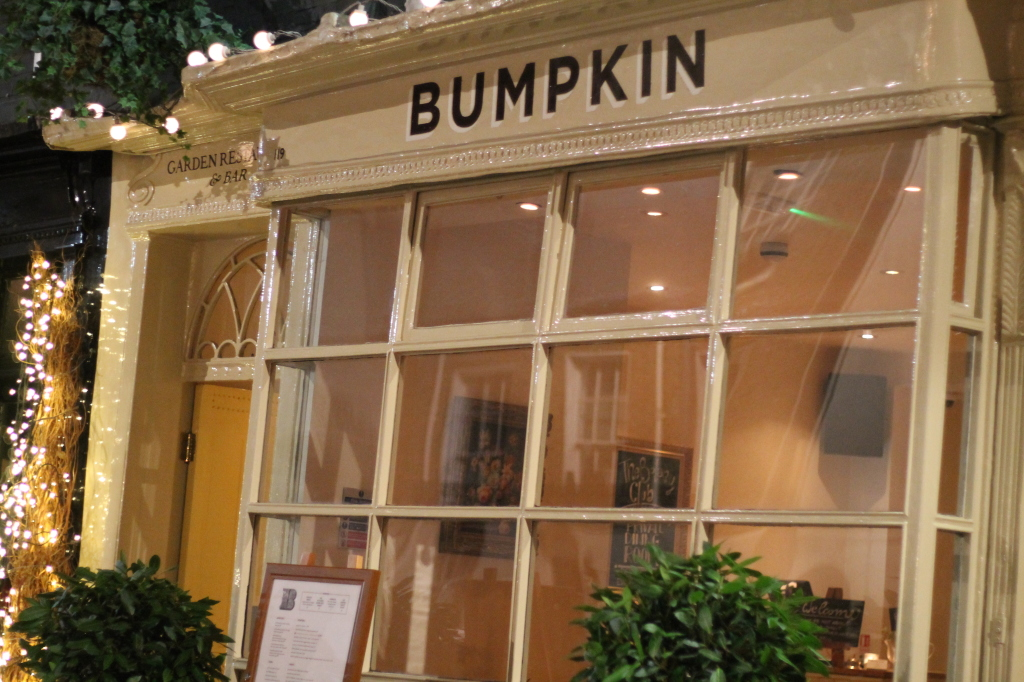 bumpkin exterior