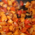 Chicken and Sweet Potato Chilli