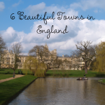6 Beautiful Towns in England