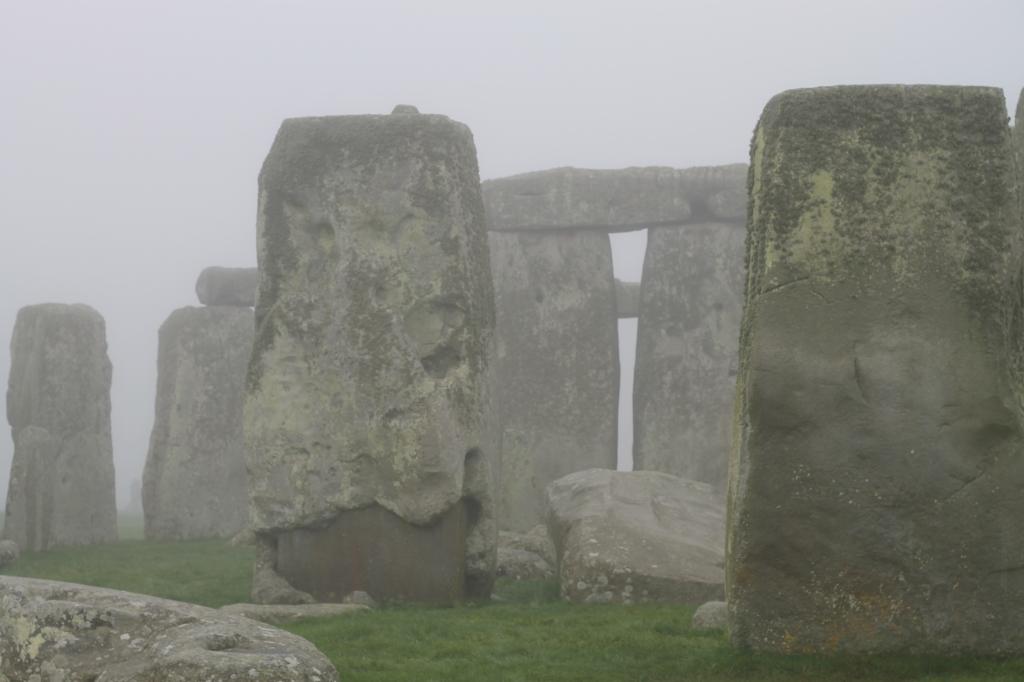left hand stones