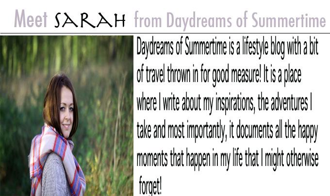 sarah daydreams