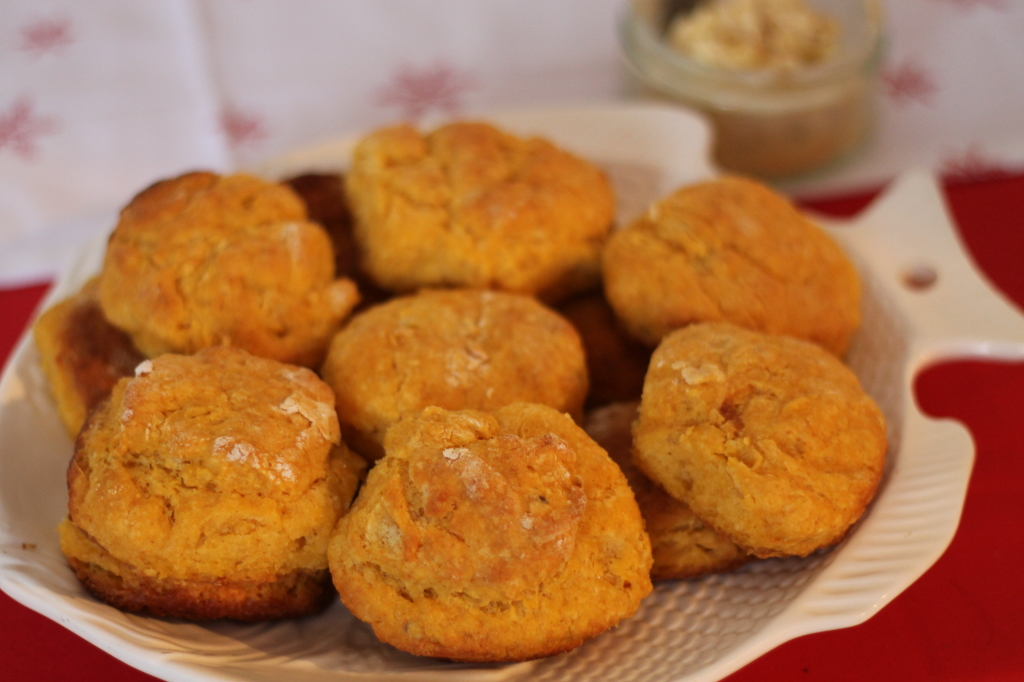 sweet potato biscuits 1