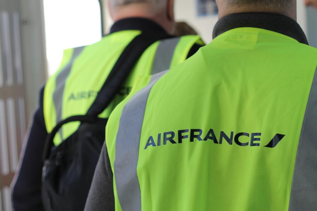 air france jackets