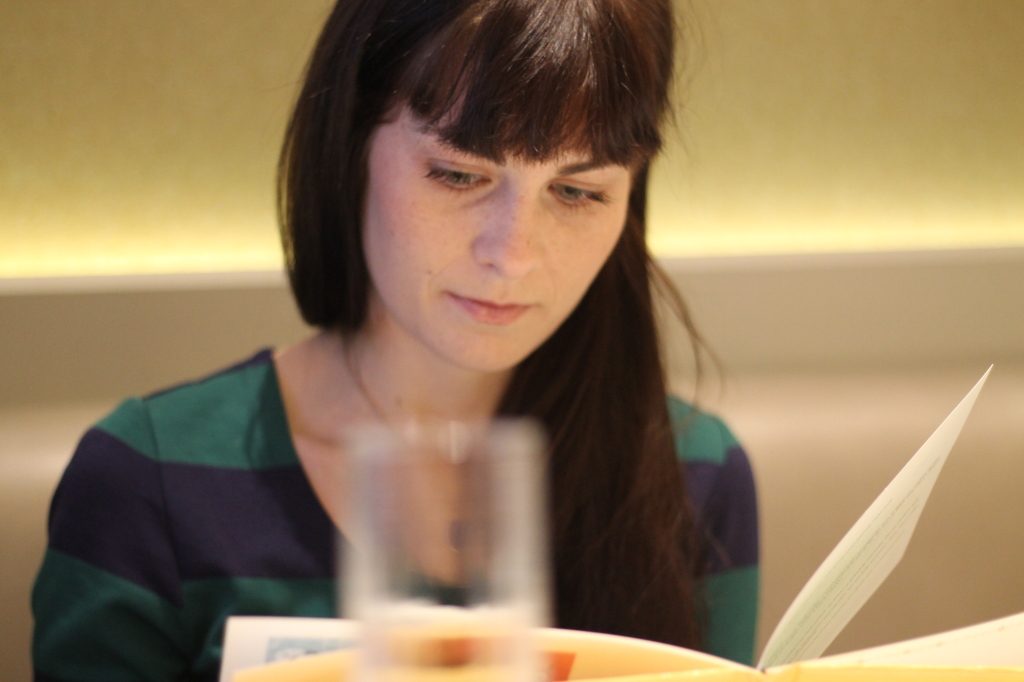 studying menu