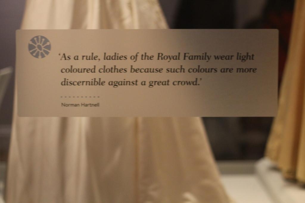 dressing rules