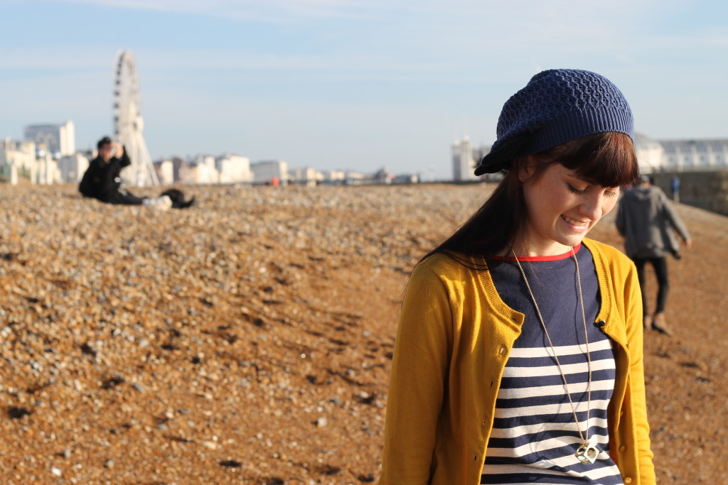 joules cardigan and shirt