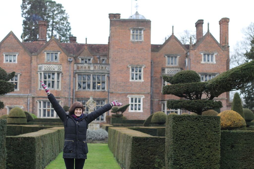 me and back of great fosters