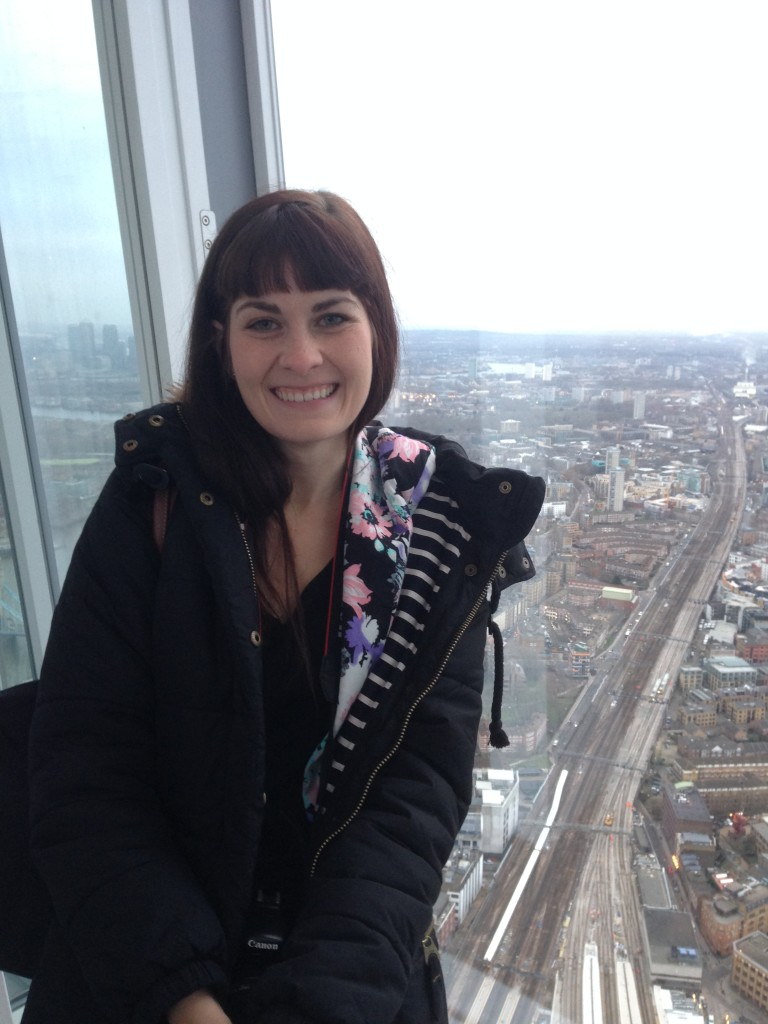 me on the shard