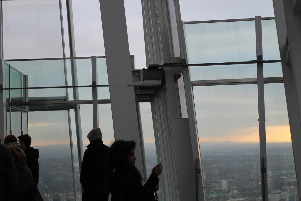 the shard glass