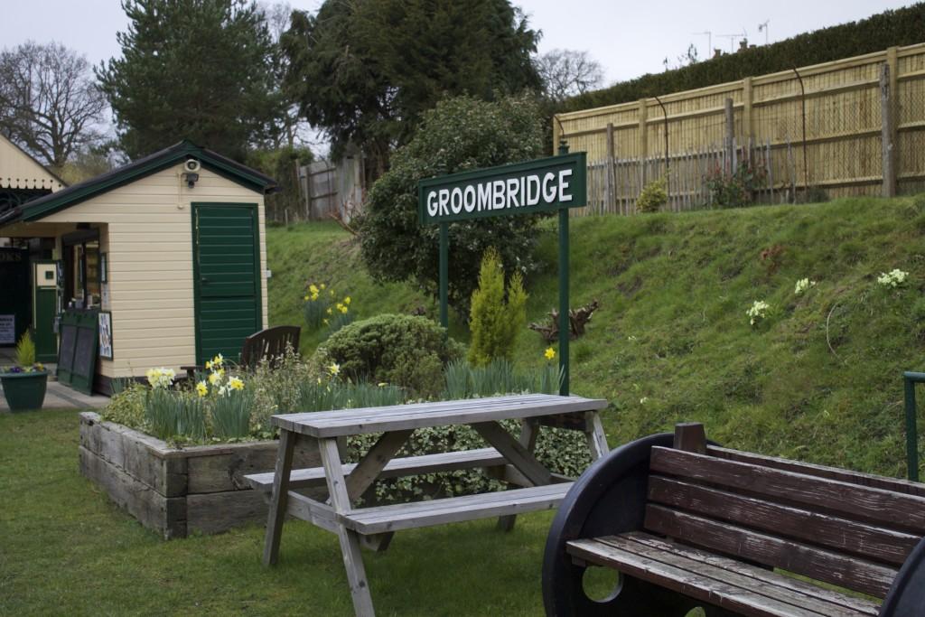 groombridge rail station