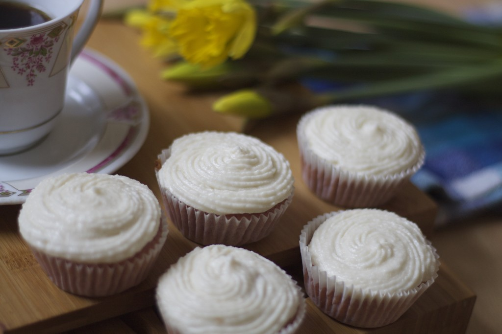 group of cupcakes
