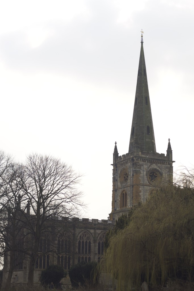 holy trinity spire