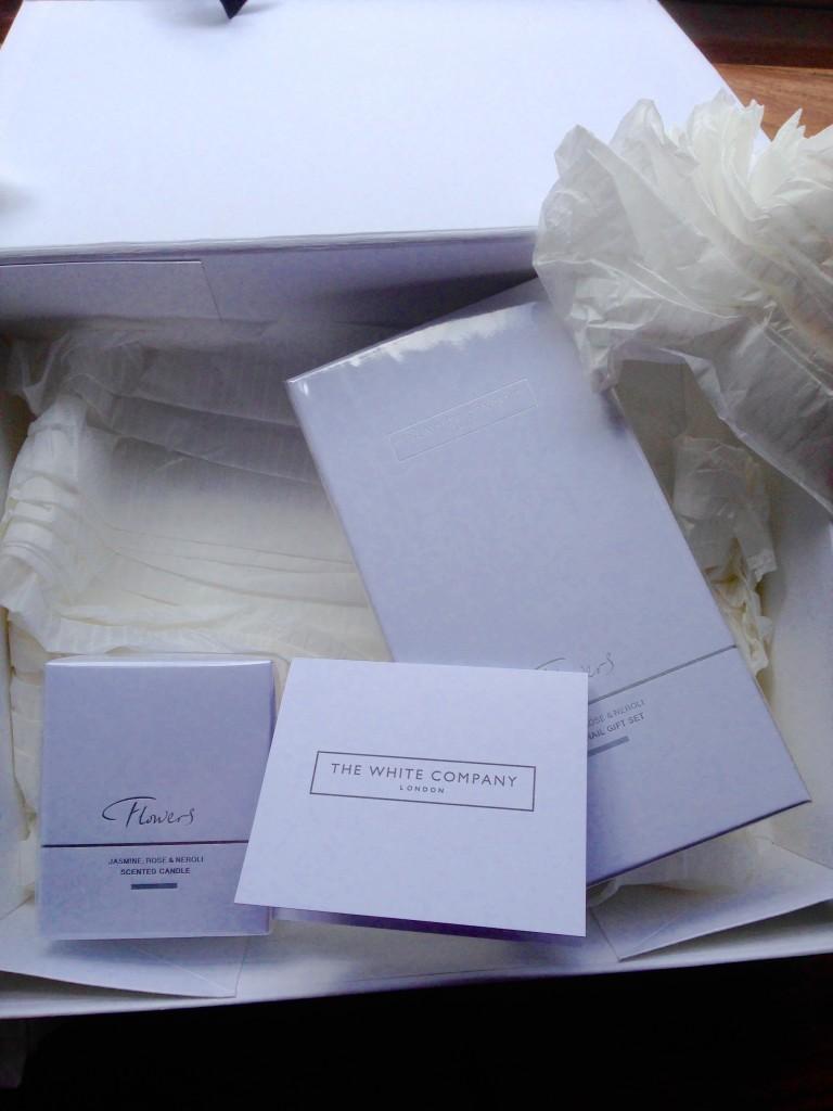 inside package